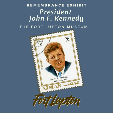 President John F. Kennedy exhibit