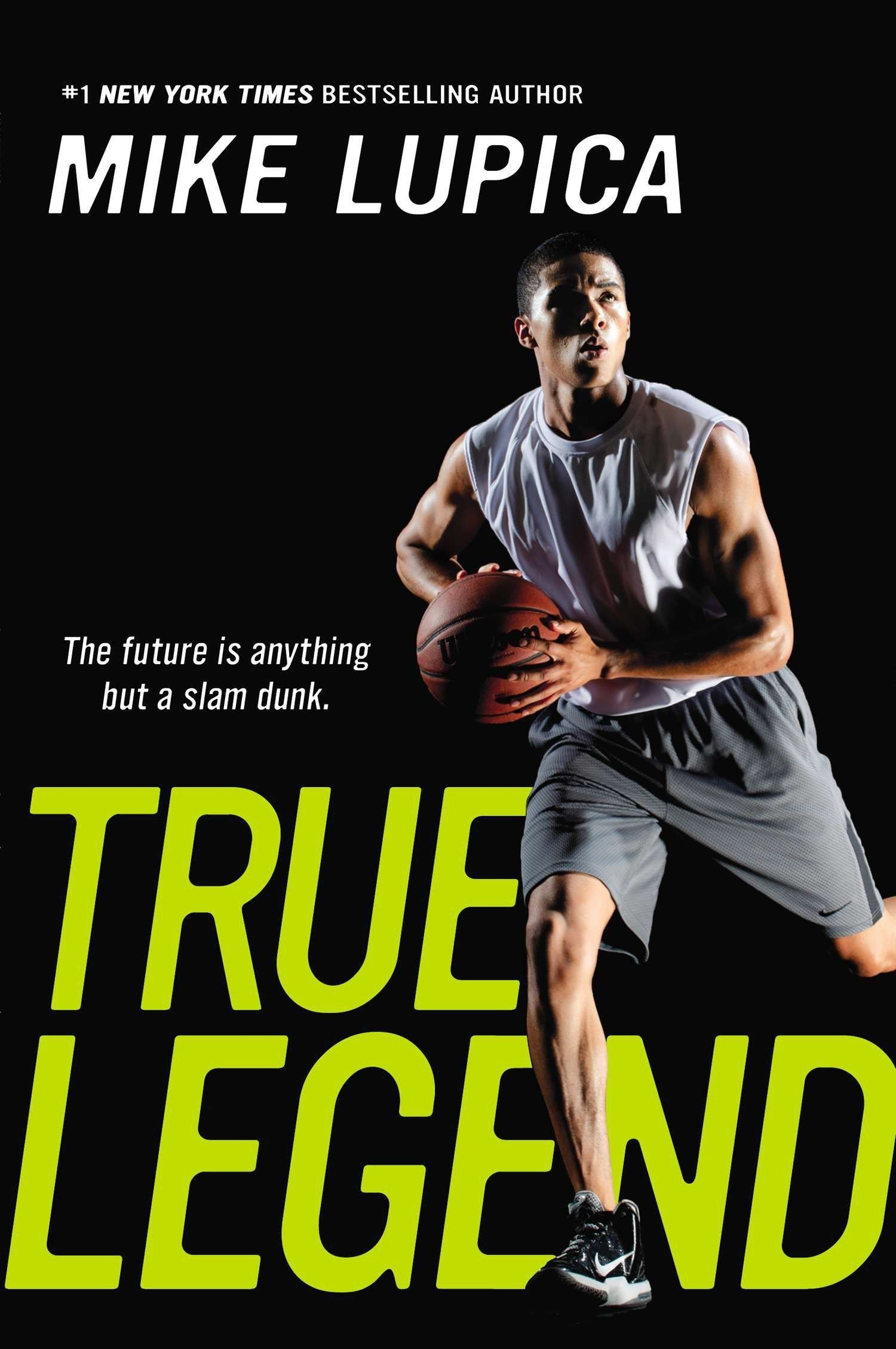 true legend book