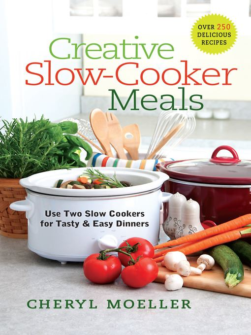Creative Slow Cooker Meals Opens in new window