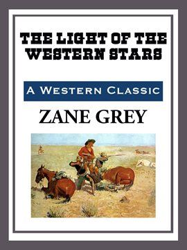 The Light Of The Western Stars Opens in new window