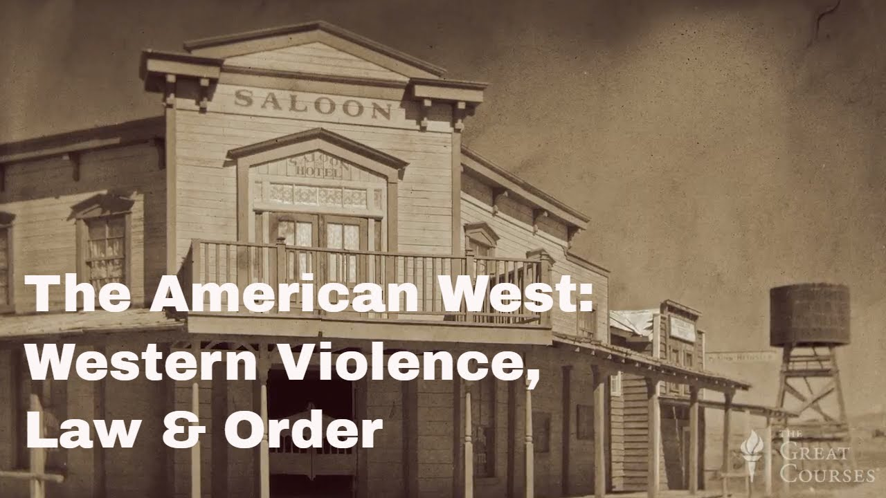 Western Violence Law and Order   Opens in new window