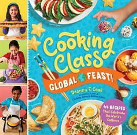 Cooking Class Global Feast Opens in new window