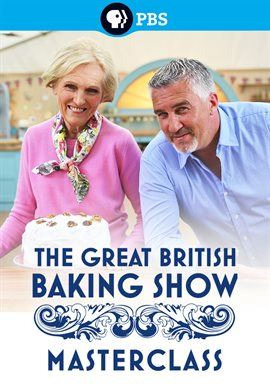 Great British Baking Show Masterclass Opens in new window