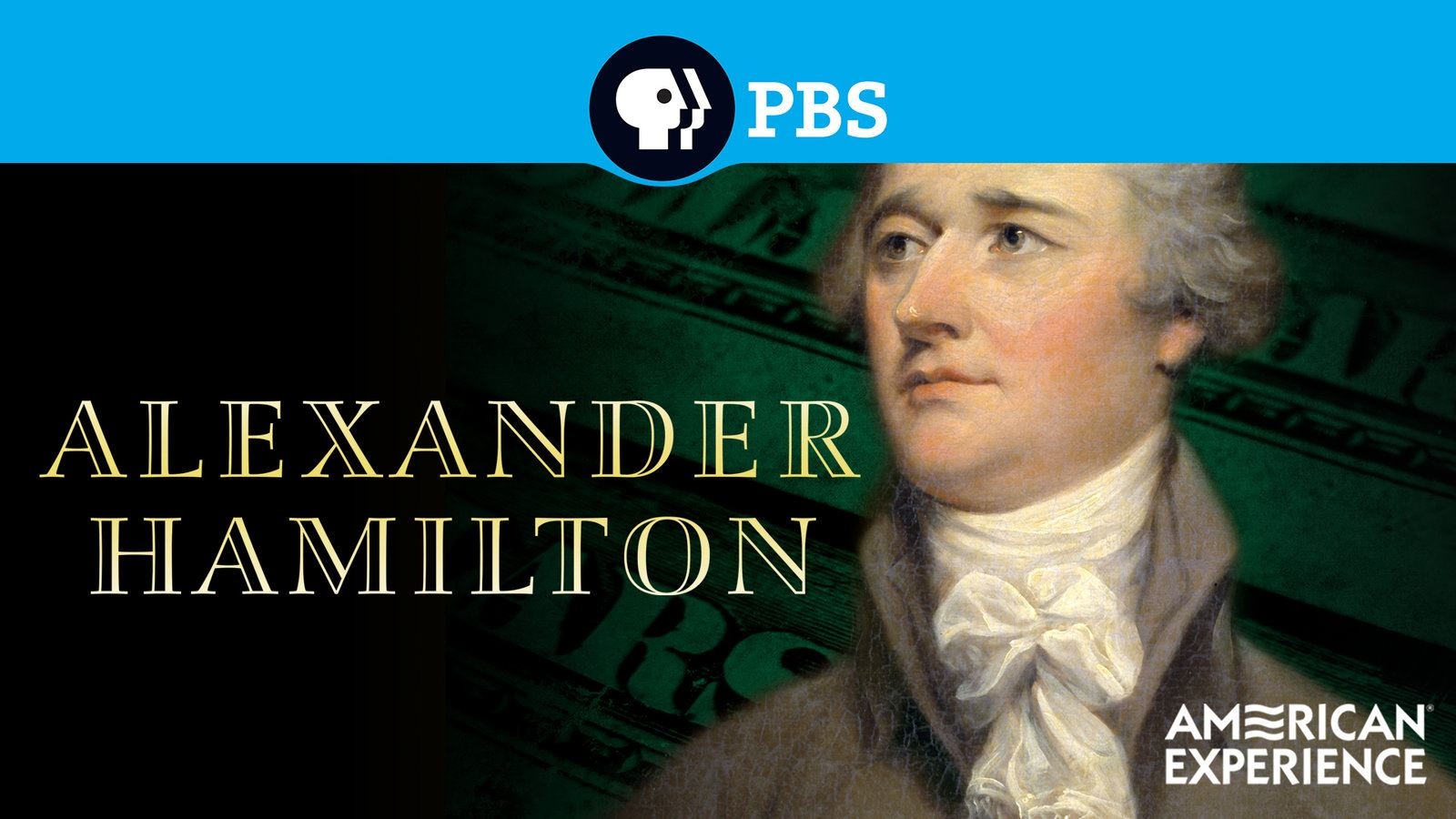 Alexander Hamilton PBS Documentary Opens in new window