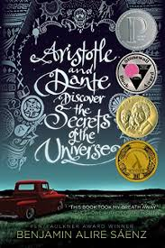 aristotle and dante discover the secrets of the universe Opens in new window